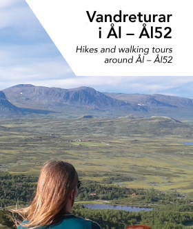 Brochure - 10 favorite hikes in Ål