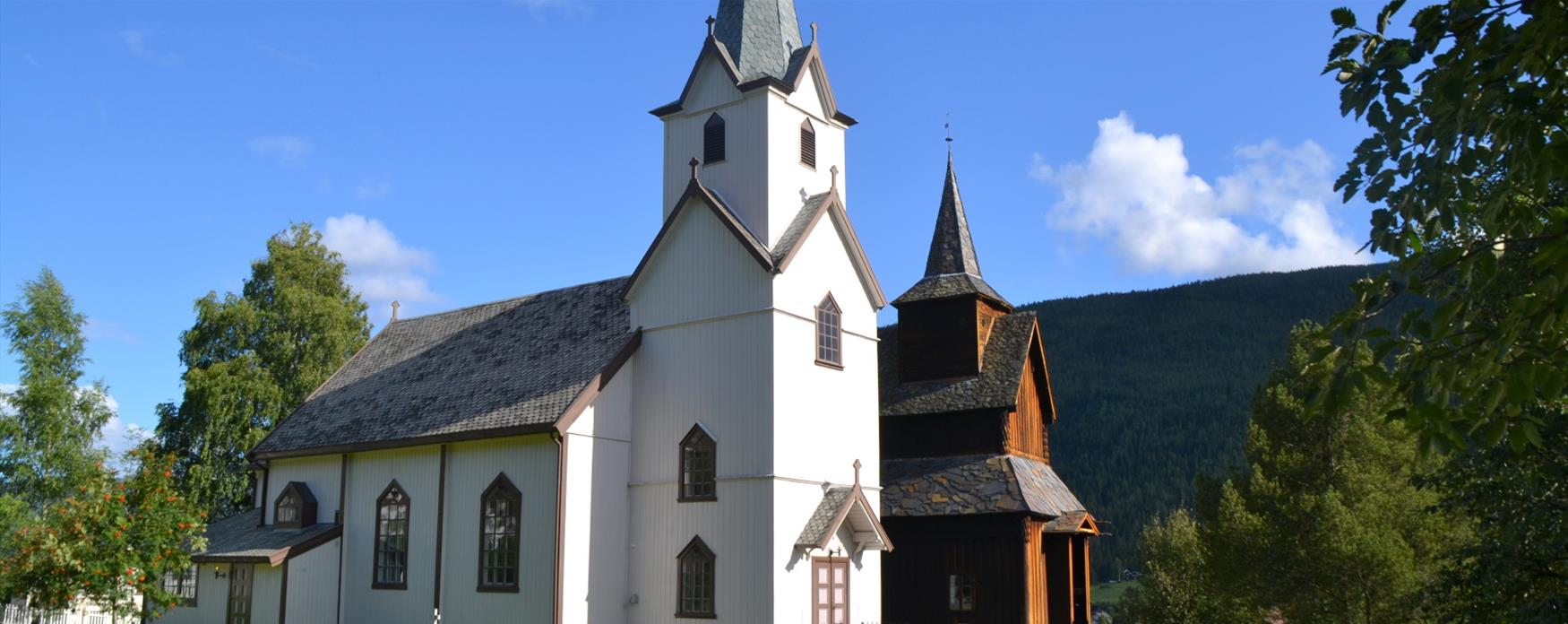 Church in Ål